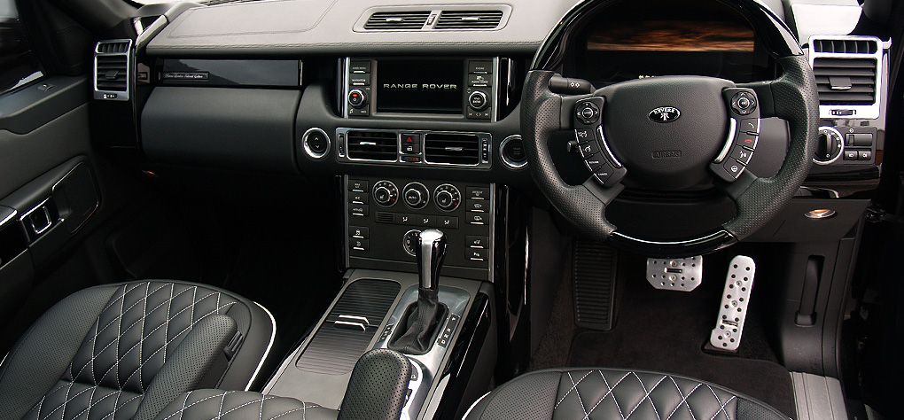 Land Rover Range Rover Hse Vogue Year 2006 09 Interiors
