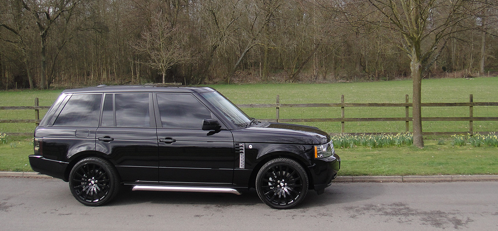 Land Rover Range Rover Hse Vogue Year 2009 13 Revere London