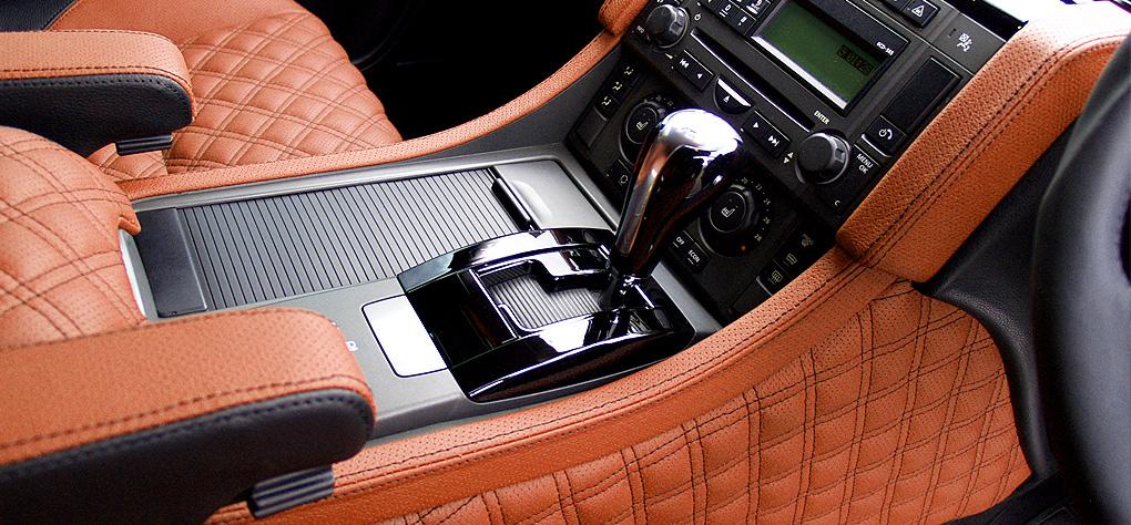 Land Rover Range Rover Sport Year 2005 09 Interiors