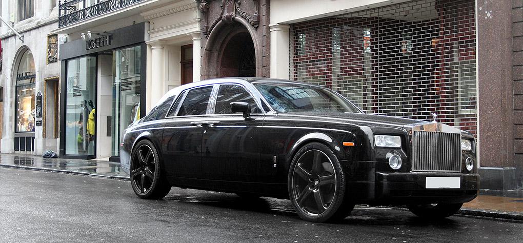 Rolls-Royce Phantom/LWB/Coupe/Drophead - Revere London