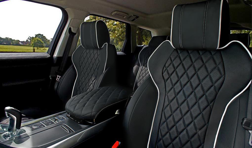 Range rover vogue custom interior for Interior design lighting specialist