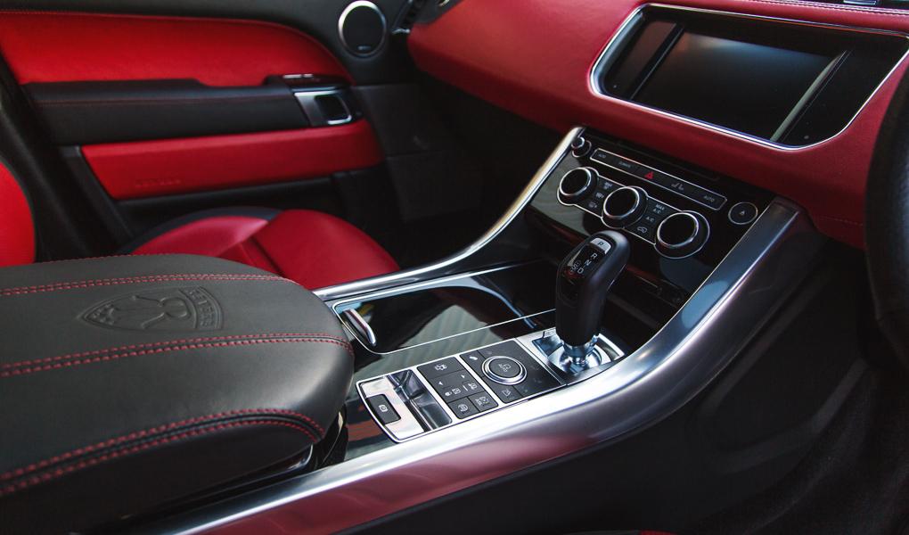 Range Rover Sport Interior Lights Cabinets Matttroy
