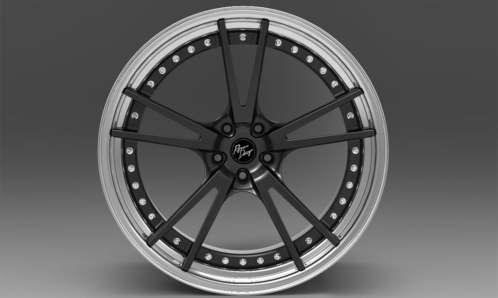 Revere WC5 19, 20, 21 or 22 inch Wheels