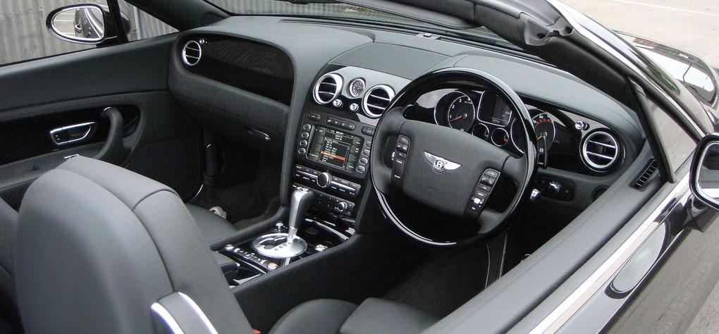 Bentley Continental Gt Gtc 2003 11 1 Interiors